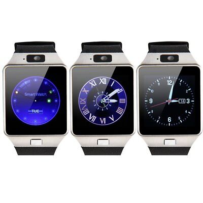 DZ09 Bluetooth Smart Watch GSM SIM for iPhone Samsung lg Android Phone Mate USA