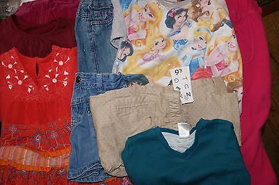 Bundle 10 Baby Girls Clothes 18-24 Months Inc M&s Next Zara Etc Free Uk Delivery