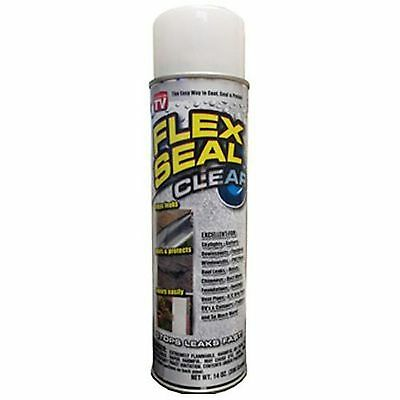 Flex Seal Clear 14 ounce, Free Shipping