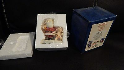 Enesco SANTA FIGURE W/ SPOTTED ELEPHANT 2002 Rodolph MISFIT TOYS in Box FREESHIP