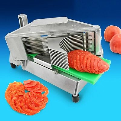 Great Commercial Manual Tomato Slicer Onion Slicer Cutter Machine 13 pcs Blades