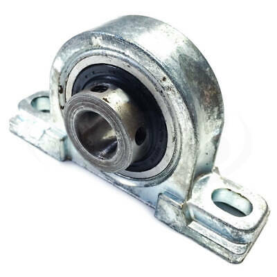 "4X724 Dayton Pillow Block Ball Bearing, 5/8"" Bore"