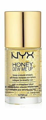 NYX Cosmetics Honey Dew Me Up Primer 0.77 Ounce NEW FREE SHIPPING