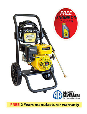 Waspper W3000HB 3000PSI 3.0 GPM Gas Powered Cold Water Pressure Washer/AR pump