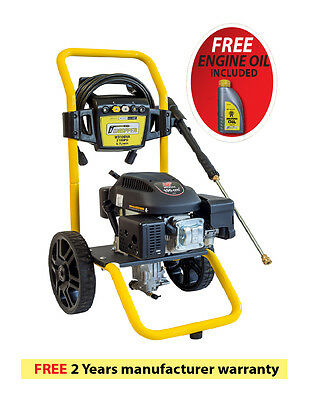 Waspper W3100VA 3100PSI 2.9 GPM Gas Powered Cold Water High Pressure Washer
