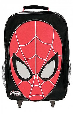 AMAZING SPIDERMAN School Backpack and Travel Bag Variation ...