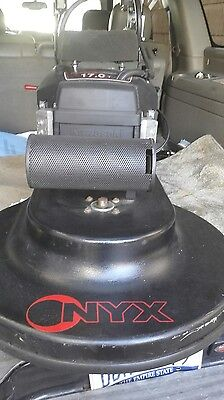 Barely used Onyx 27 inch Propane Burnisher Buffer  ONLY 1 HOUR OF USE!!!!!!