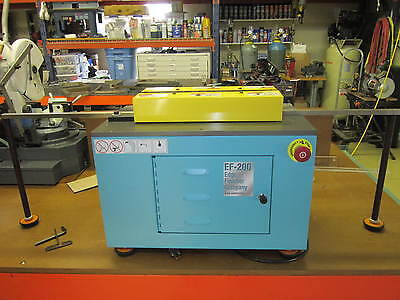 Edge Finisher Company EF-200 Diamond Edge Finisher Machine & Tools