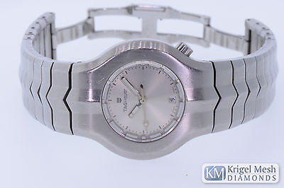 Tag Heuer Ladies Alter Ego Stainless Steel Watch