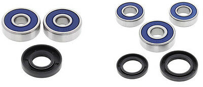 Wheel Front And Rear Bearing Kit for Yamaha 175cc TY175 1975 - 1976