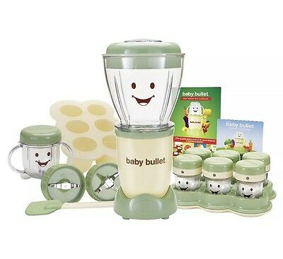 Magic Bullet Baby Bullet Complete Food Making System 20 piece Set