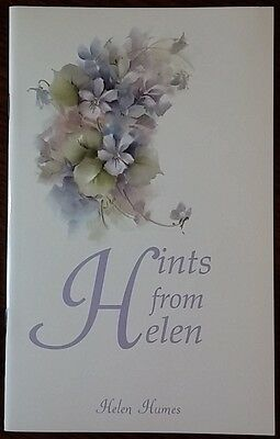 Hints from Helen by Helen Humes