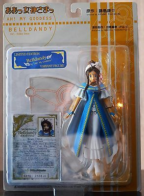 Ah! My Goddess Belldandy Limited Edition Variant Figure #270/2508 US