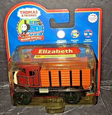 Thomas The Tank And Friends Train - Elizabeth The Vintage Lorry *2005*new**