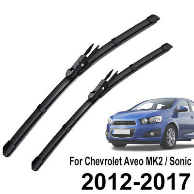 Windshield Wiper Blades Windscreen Fit For Chevrolet Aveo Sonic Holden Barina