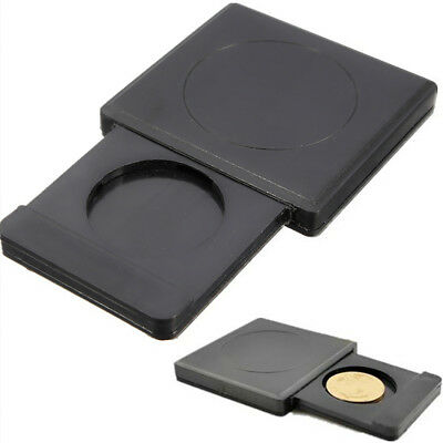 Magic Disappearing Coin Case Box Slider Drawer Close-Up Street Trick Kids Fun