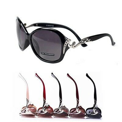 Fashion Women's Lady UV400 Polarized Outdoor Sports Sunglasses Driving Glasses