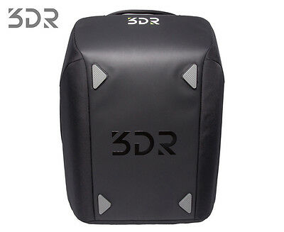 3DR Protective Backpack For Solo w/ Foam Insert - Black