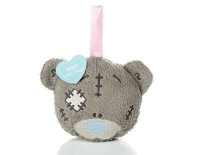 Me To You Bathtime Wash Pal Brown Tatty Teddy Fabric Scrub Bubble Bath Sponge