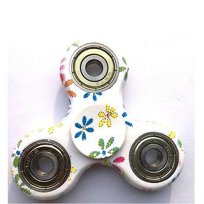 3D Fidget Hand Spinner Finger Toys EDC Focus Stress Reliever Camo Colorful AU