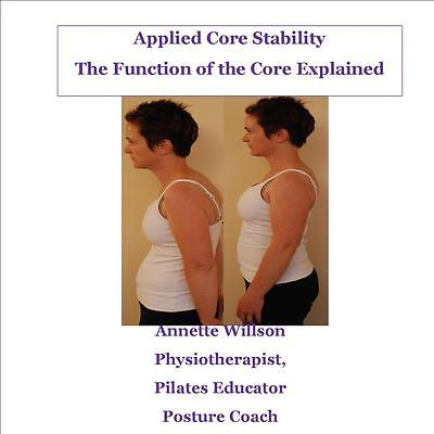 Pilates Applied Core Stability Training Program On USB Video Series/Ebook Physio