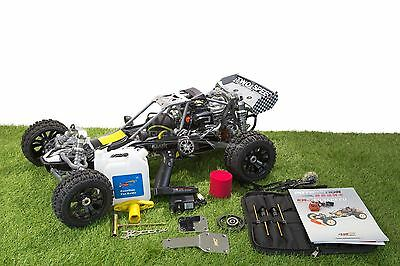 King Motor 2 Speed 1/5th Scale RC Baja Buggy