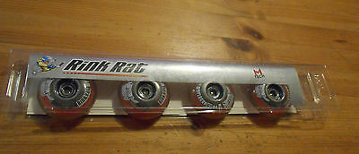 Rink Rat M-Tech Roller Hockey Wheels Outdoor 59 MM World Cup Grip Speed 62 84