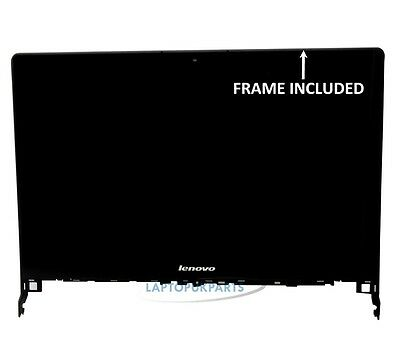 IBM-Lenovo FLEX 2 14 59427480 LCD & Touch Screen Digitizer Black Display Frame