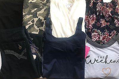 Women's New Spring Maternity Clothes Lot Size Small Motherhood YMI
