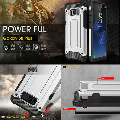 Shockproof Hybrid Rugged Hard Case Cover For Samsung Galaxy S8 plus S7 / Note 5