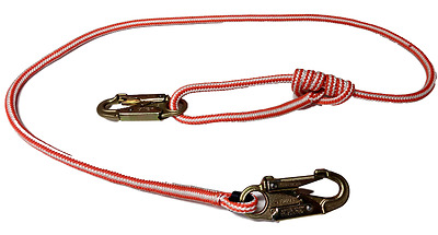 4.5 - 8 FT 16 Strand Hivee Adjustable Rope Lanyard