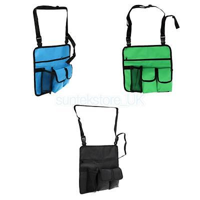 3Pcs Outdoor Beach Seat Stool Chair Hanging Storage Pouch Shoulder Bag Case