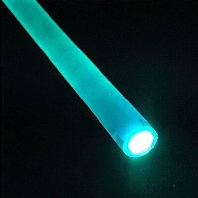 Fibre optic lighting cable side glow 2mm fibre/3.5mm outside diamater, flexible