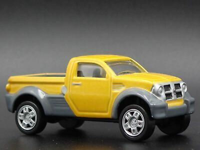2002 Dodge M80 Concept Pickup Truck Rare 164 Scale Limited Diecast