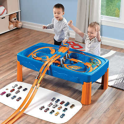Step2 Hot Wheels Car and Track Play Table Step 2