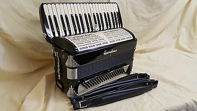 Excelsior Accordiana Accordion ~ Great Condition - 120 Bass ~ Nicely Tuned