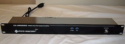 NEW Pico Macom 550MHz Push-Pull Headend Amplifier CA-30RK550