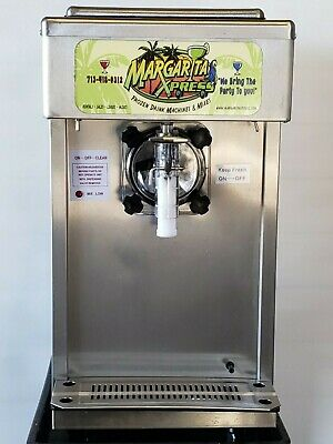 New - Donper Xf124 Frozen Margarita Slush Drink Machine - Free Mix And Shipping