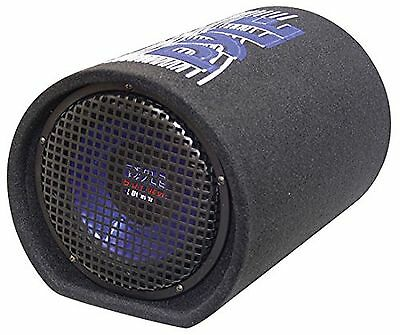 Pyle PLTB10 10-Inch 500W Carpeted Subwoofer Tube