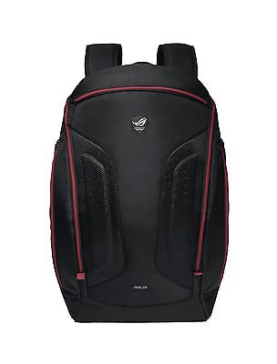 """ASUS Republic of Gamers Shuttle Backpack for 17"""" G-Series Notebooks"""