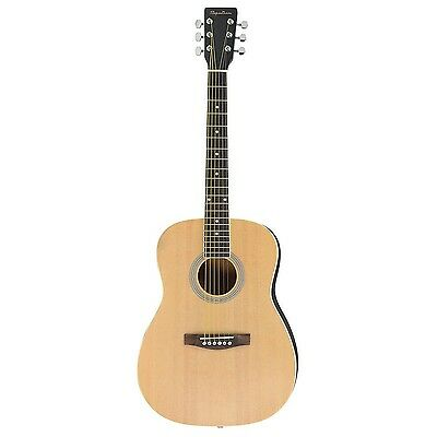 Spectrum AIL 38K Student Size Hand Crafted 38-Inch Acoustic Guitar Pack with ...