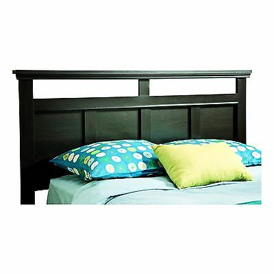 South Shore Furniture Versa Collection Full/Queen Headboard Ebony