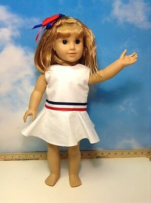 "AMERICAN GIRL DOLL 18"" HISTORICAL NELLIE RETIRED friend of SAMANTHA (8)"
