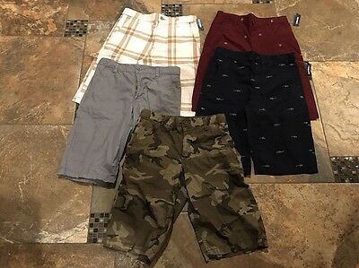 Lot Of Boys Shorts(old Navy) Some NWT-size 16
