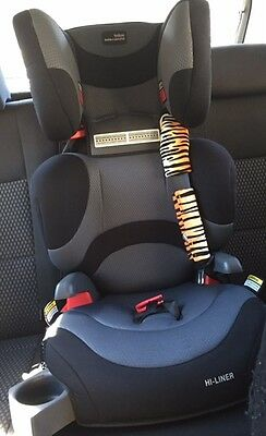Brirax Hi-Liner Booster Seat suitable for 4 - 8 years old