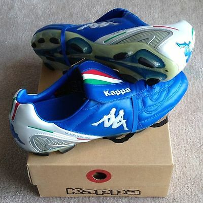 high quality 100% high quality free delivery KAPPA GLADIATORE PRO FG13 Kangaroo Leather Soccer Shoes Cleats + ...