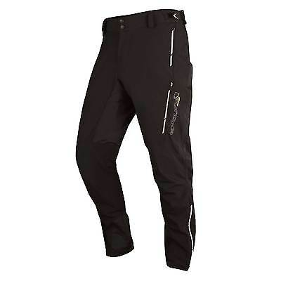 Endura MT500 Spray Cycling / Biking Trousers In Black Size - Extra Large