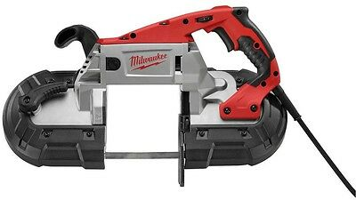 Milwaukee Band Saw Deep Cut Gear Protecting Clutch All Metal Direct Drive New