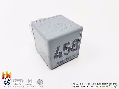 Genuine Vw Audi Seat Skoda - Close Contact Fuse Box Relay Number 458 1K0906381