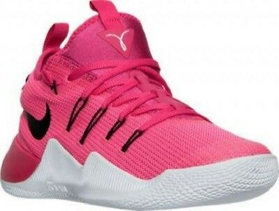 ac06eefed03c NEW Nike Hypershift Mens Basketball Shoes 9 Vivid Pink Black Yow 844369-606  BCA